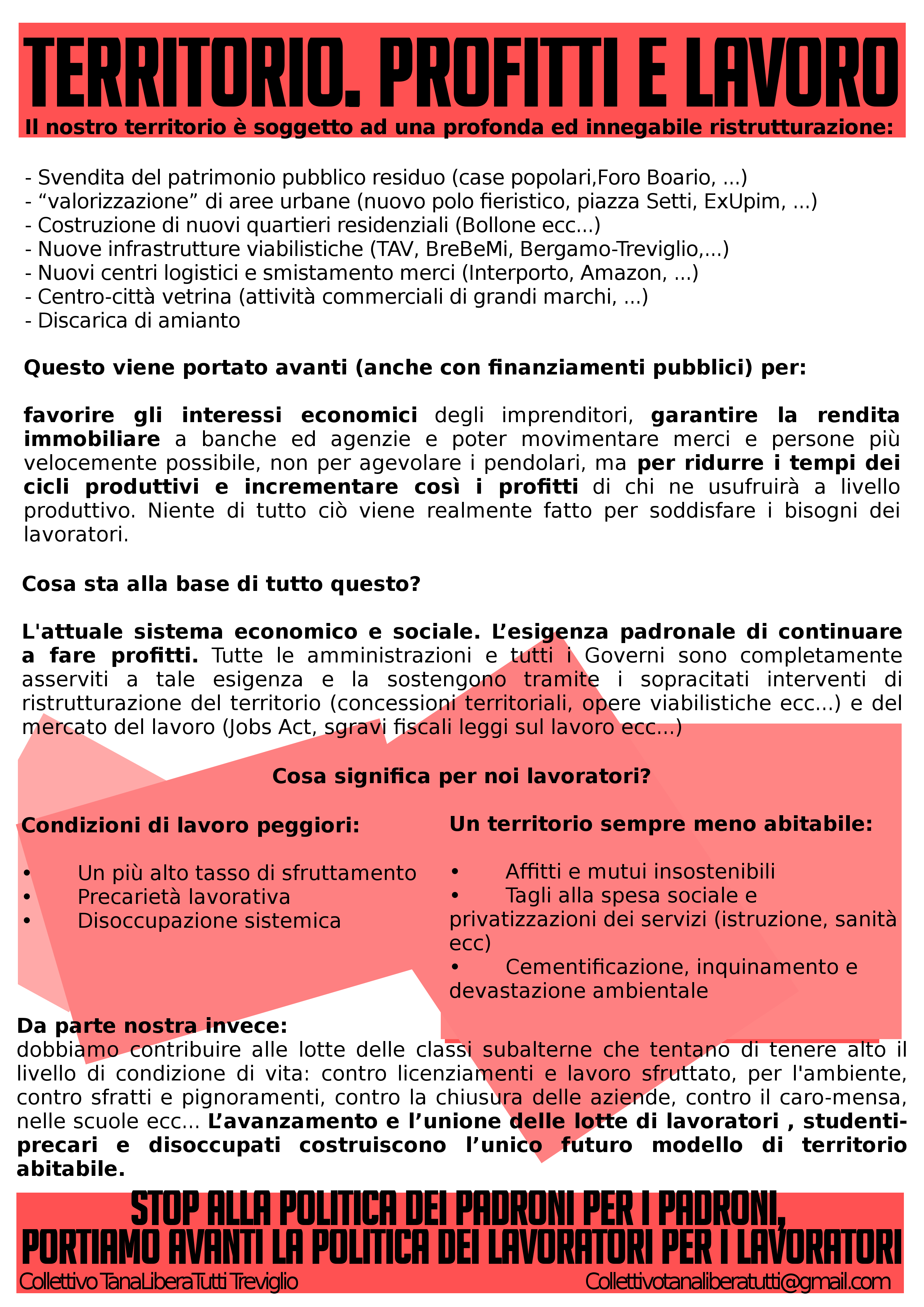 Collettivo TanaLiberaTutti Treviglio